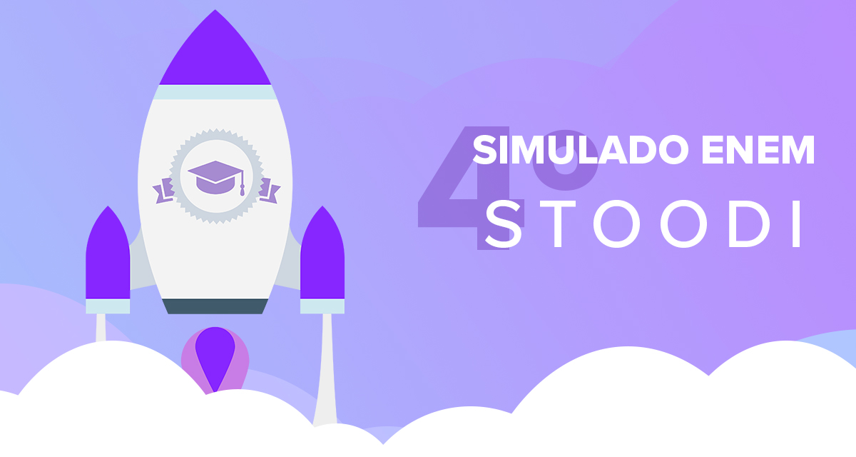 0a9515e1256 Simulado do ENEM 2018 - Stoodi